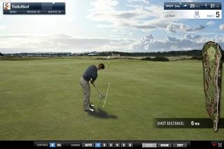 Golf Shot Replay