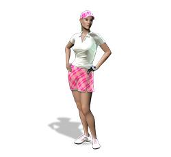 WGT 'Funky' Fan Choice 2012 (Female)