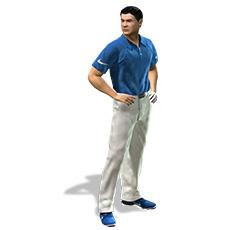 NIKE FI Impact Avatar Blue (Male)