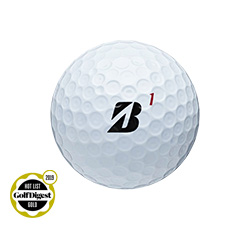 Bridgestone Tour B X Ultra Slow Meter Ball (L0+)