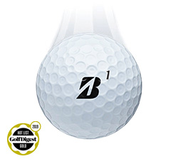 Bridgestone Tour B XS Ultra Slow Meter Vapor Ball (L52+)