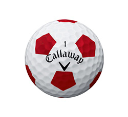 Callaway Truvis Chrome Soft Ball (L18+)