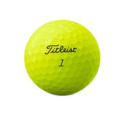 Titleist Pro V1x Ball, Yellow (Slow Meter) (L101+)