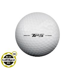 TaylorMade TP5 Ball (L47+)
