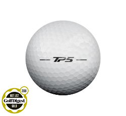 TaylorMade TP5 Ball (L7+)