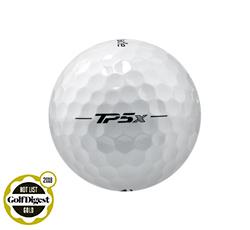 TaylorMade TP5x Ball (L61+)