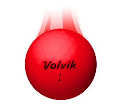 Volvik Vivid Vapor Ball (L28+)