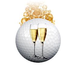 WGT Champagne Vapor Ball