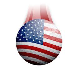 WGT Team USA Vapor Ball