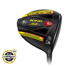 Cobra King SPEEDZONE Driver (L63+)