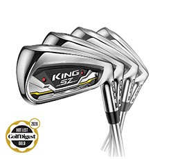 Cobra King SPEEDZONE Iron Set (L8+)