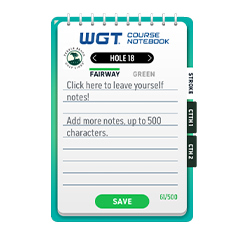 WGT Course Notebook