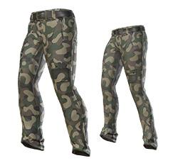 WGT County Fair Camo Pants
