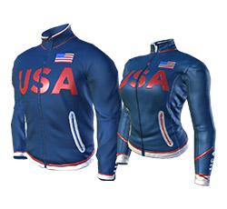 WGT USA Jacket