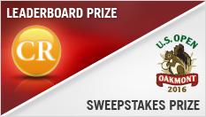 Virtual U.S. Open Qualifier Prizes