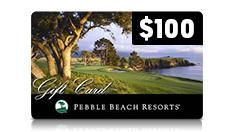 Pebble Beach Gift Card
