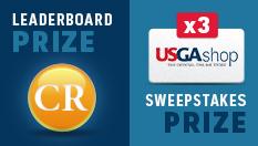 USGA Virtual Open Prizes