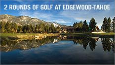 Edgewood-Tahoe Golf Trip