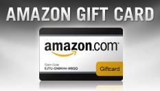 $300 Amazon.com Gift Card