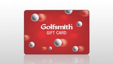 $100 Golfsmith Gift Card