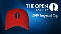 The Open 2010 Imperial Cap