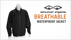 Snake Eyes Breathable Waterproof Jacket
