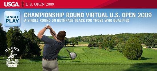 Championship Round Virtual U.S. Open 2009