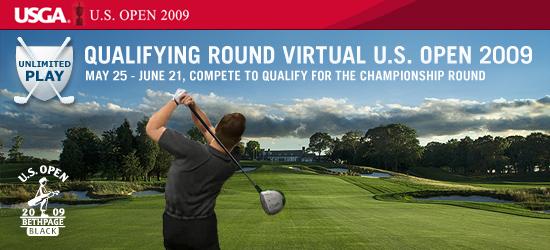 Qualifying Round Virtual U.S. Open 2009