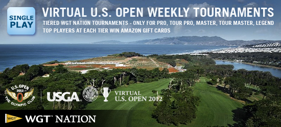 Virtual U.S. Open Nation Tiered Tournament #3