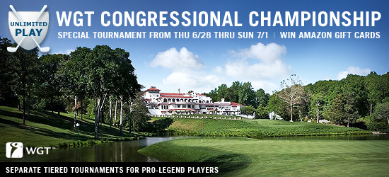WGT Congressional Championship