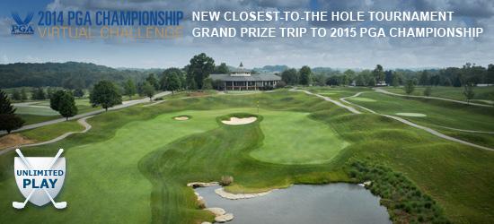 2014 PGA Championship Virtual Challenge