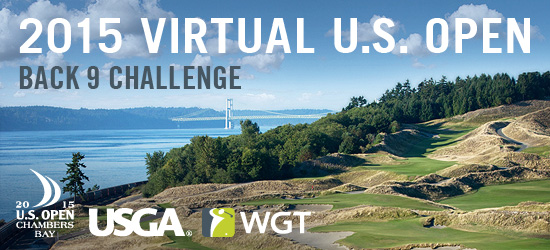 2015 Virtual U.S. Open - Back 9 Challenge