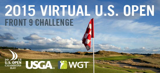 2015 Virtual U.S. Open - Front 9 Challenge