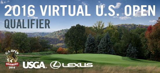 Virtual U.S. Open Qualifier