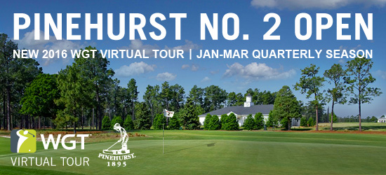 Pinehurst No. 2 Open