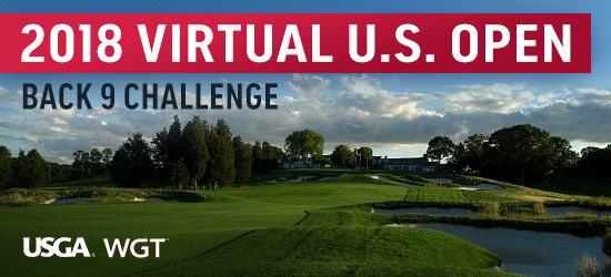 2018 Virtual U.S. Open - Back 9 Challenge