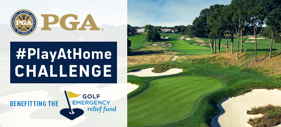 PGA #PlayAtHome Challenge