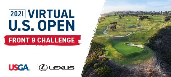 2021 Virtual U.S. Open Front 9 Challenge
