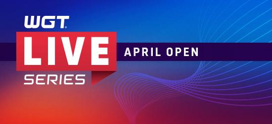 WGT Live Series: April Championship