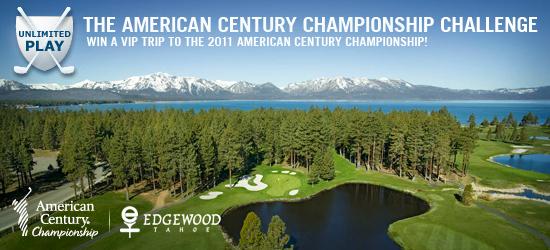 American Century Championship Challenge