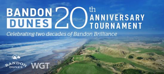 Bandon Dunes 20th Anniversary Tournament