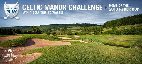 Celtic Manor Challenge