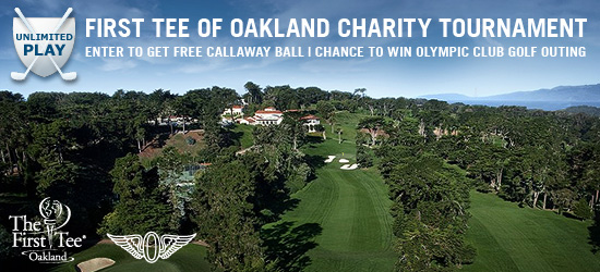 First Tee of Oakland Charity Tournament
