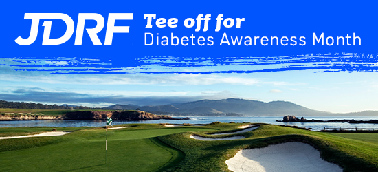 Tee Off for Diabetes Awareness Month
