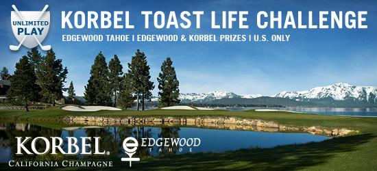 Korbel Toast Life Challenge