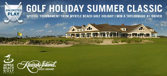 Golf Holiday Summer Classic
