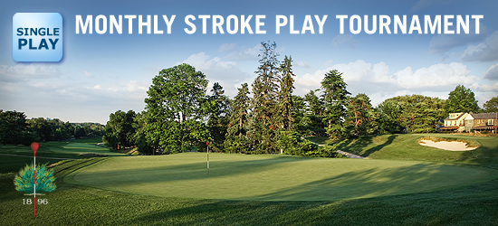 August Merion Single Play 9 Hole