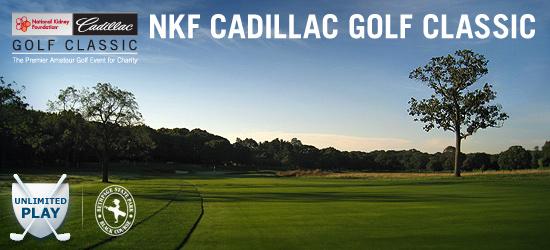 September NKF Cadillac Golf Classic