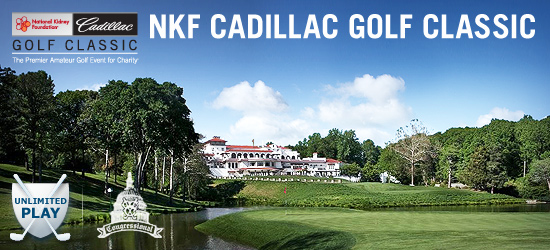 October NKF Cadillac Golf Classic