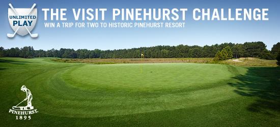 Visit Pinehurst Challenge